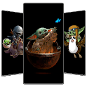 Cute Wallpapers for Baby Yoda icon