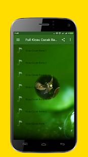 Full Kicau Cucak Rante - náhled