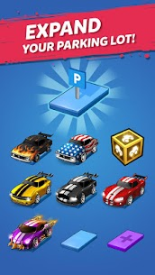 Merge Battle Car: Best Idle Clicker Tycoon game 2