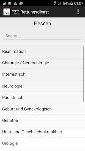 PZC Rettungsdienst (mit IVENA) screenshot 1