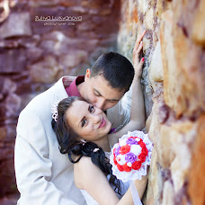 Wedding photographer Yuliya Lukyanova (Lukovka1981). Photo of 26.06.2016