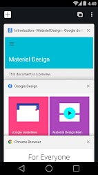Chrome Canary (Unstable) APK screenshot thumbnail 1
