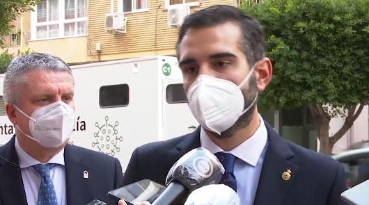 Fernández-Pacheco pide poder confinar a los vecinos de la capital