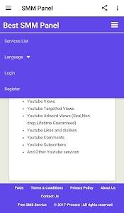 baixar Best SMM Panel APK última versão app para dispositivos Android