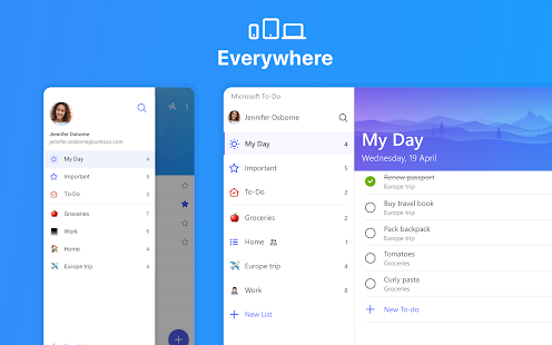 Microsoft To-Do: List, Task & Reminder Screenshot