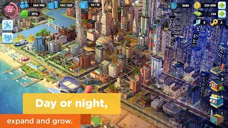 SimCity BuildIt APK screenshot thumbnail 14