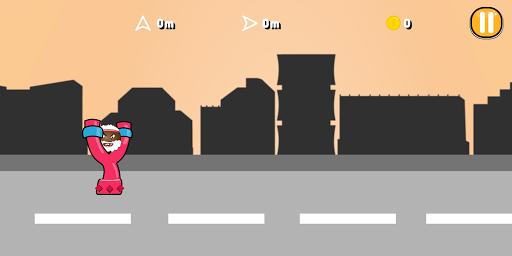 Flingshot - Upgrade the Slingshot, Fling the Ball! apkmind screenshots 9