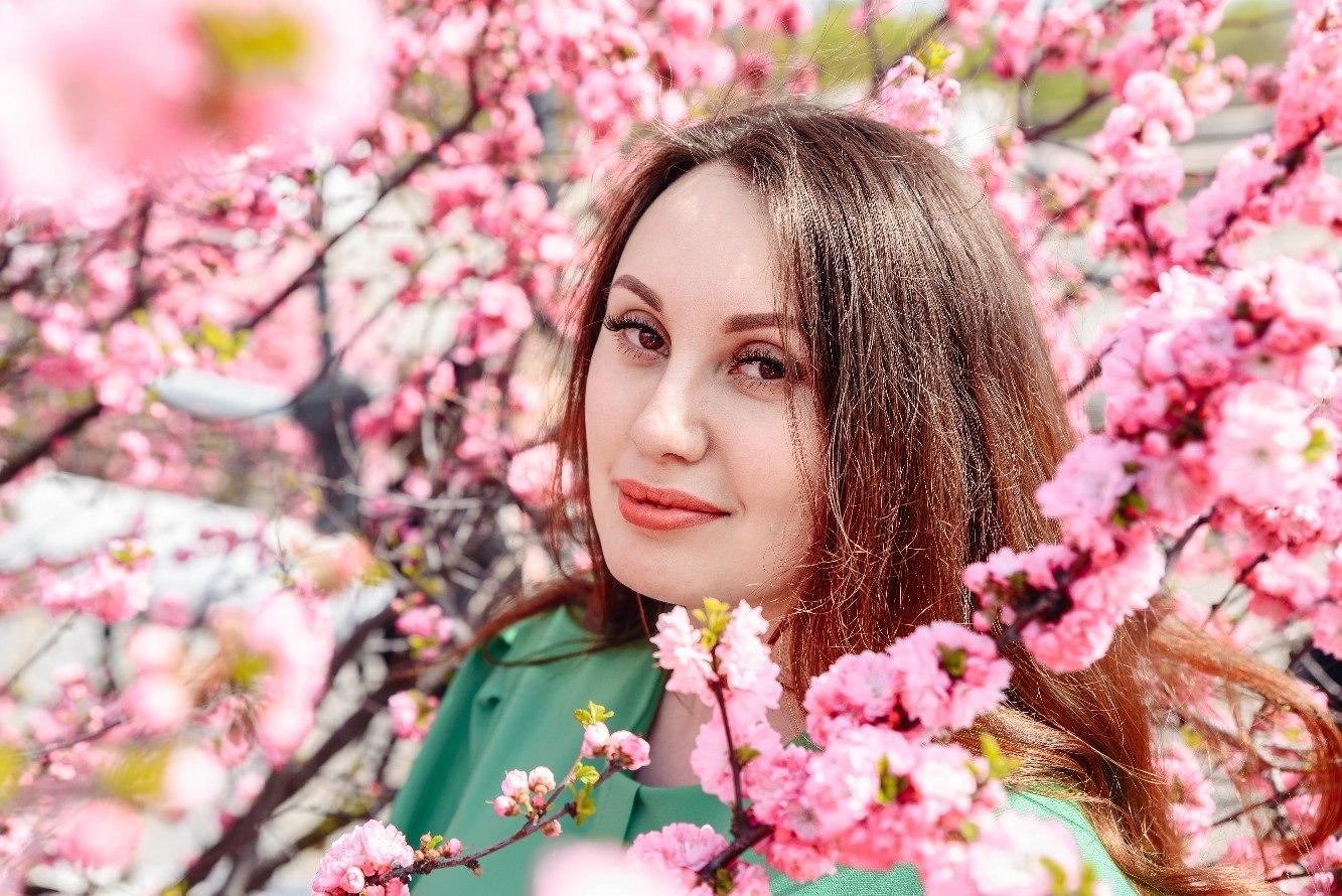 Ирина Спирина в Хабаровске