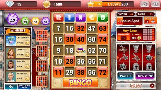 Wild Bingo - FREE Bingo+Slots screenshot 5