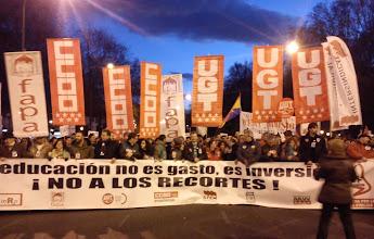 Photo: Cabecera Madrid