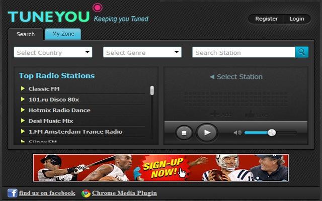TuneYou Radio