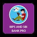 IBPS & SBI Bank Pro icon