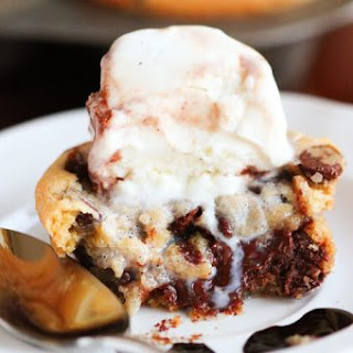 Chocolate Chip Lava Cookies.