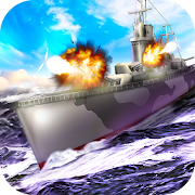 Naval Wars 3D: Warships Battle - join the navy!