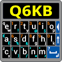 Qwerty6 Keyboard icon