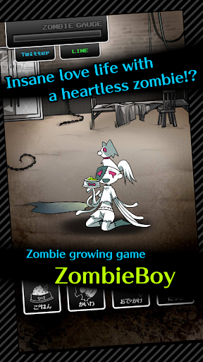 ZombieBoy-Zombie growing game