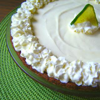 Sugar-Free Key Lime Pie