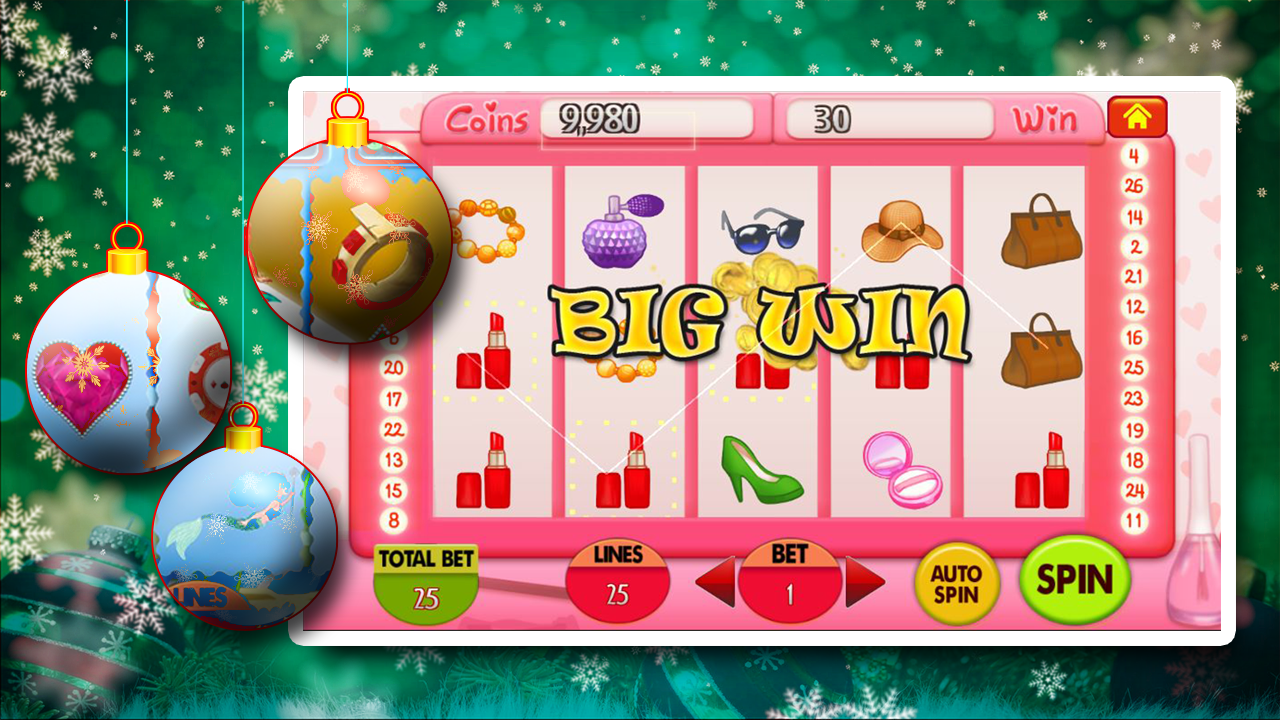 Merry Christmas Slot Machine - Try this Free Demo Version