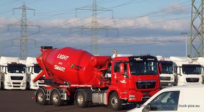 Photo: MAN für den Bau! ----> www.truck-pics.eu
