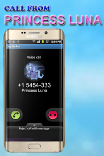 Call from Princess Luna - náhled