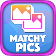 Matchy Pics - Match Games & Puzzle Games Free icon