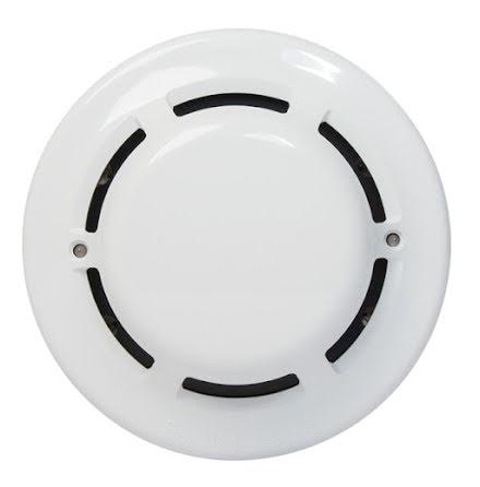 Rökdetektor optisk Q01-4 med reläsockel