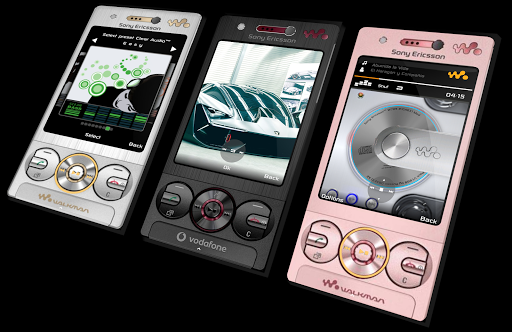 Download Sony Ericsson W705 For KLWP MOD APK 7
