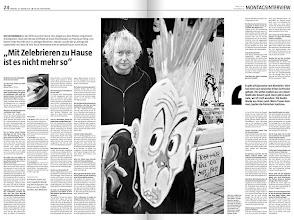 """Photo: Montagsinterview mit Henry Voss - """"Zelebrieren ist nicht mehr so"""" In der taz 30.01.2012 Interview: Torsten Landsberg [ copyright © Detlev Schilke, Postfach 350802, 10217 Berlin, Germany, Mobile: +49 (0)170 3110119, photo@detschilke.de, www.detschilke.de - Jegliche Nutzung nur gegen Honorar, Urhebernachweis und Belegexemplare. Only editorial use, advertising after agreement! Beachten Sie meine AGB unter: http://www.detschilke.de/terms.html ]"""