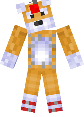 The best Tails Doll skin you can find