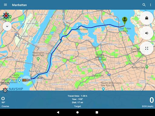NavShip - Boat Navigation (USA & Europe) apktram screenshots 9