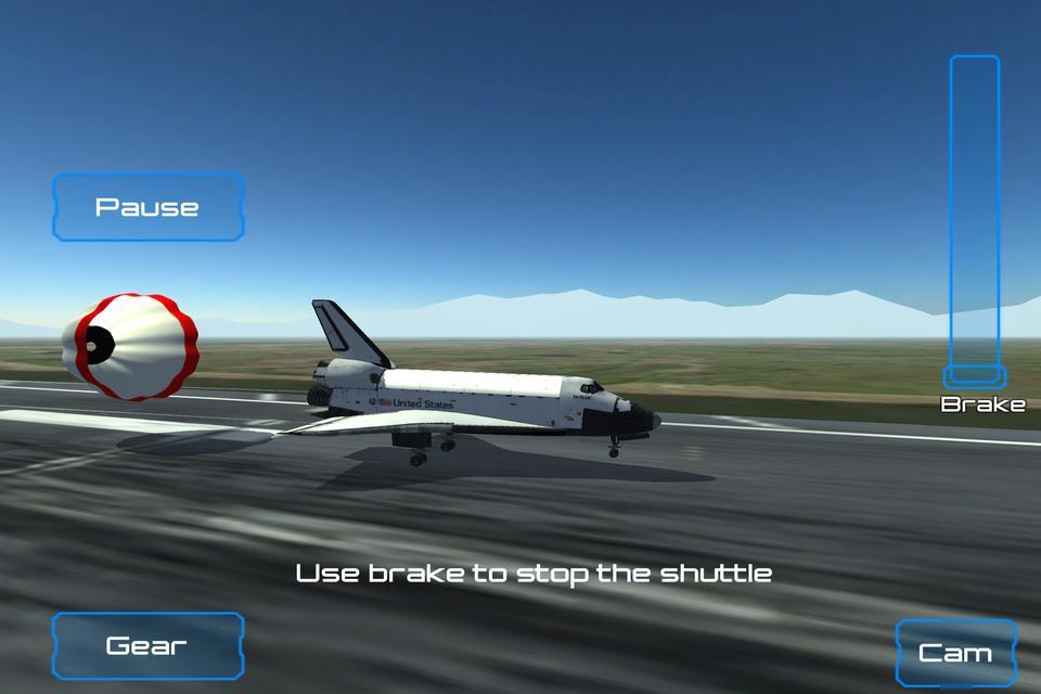 astronaut flight simulator - photo #30