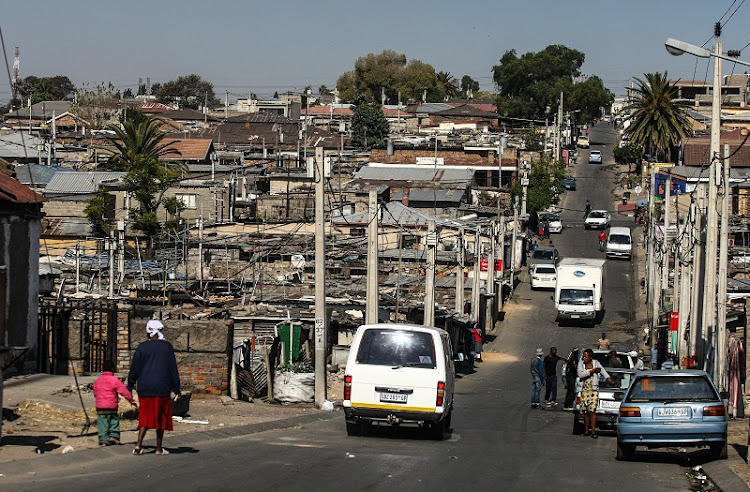 Alexandra township in Johannesburg. Picture: SUNDAY TIME