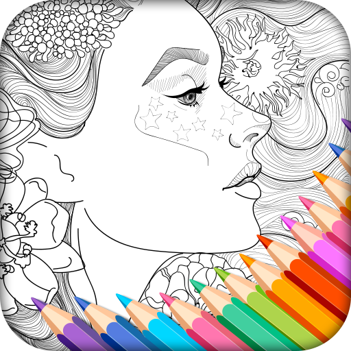 Coloring Book for All