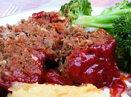 Hanky Waving Meatloaf Recipe