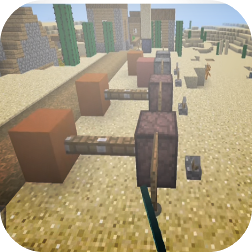 More Pistons Addon For MCPE