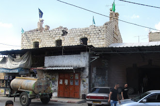 Photo: THe old Ottoman railwaystation for the departure to Mekka