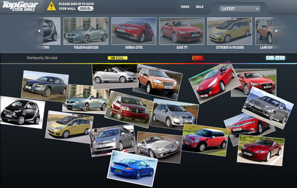 Jeremy Clarkson Teaches Gamification Smashthinking - Cool wall cars