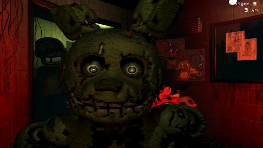 Five Nights at Freddy's 3 Mod Apk 2