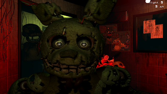 Five Nights at Freddy's 3 мод