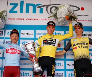Mike Teunissen blijft voorlopig laatste winnaar ZLM Tour: ook rittenkoers weer een jaartje opgeschoven