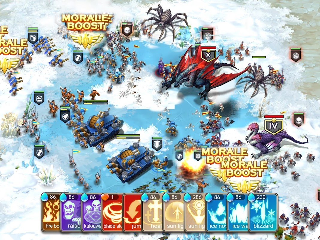 Art of Conquest: Sylvani Spring screenshots