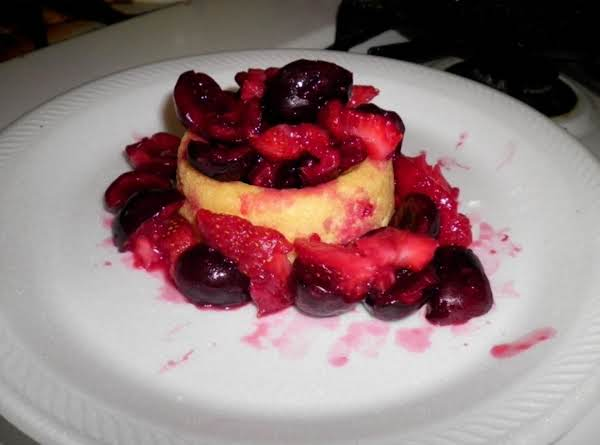 Fruit Shortcake Recipe