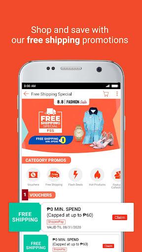 Shopee 8.8 Fashion Sale screenshots 3