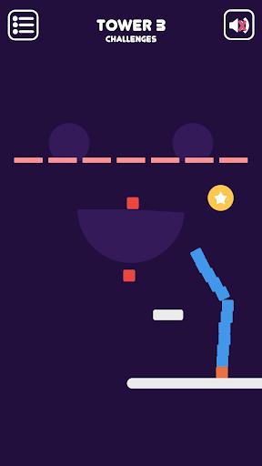 Stupid tower: free mind relax game apkmind screenshots 4
