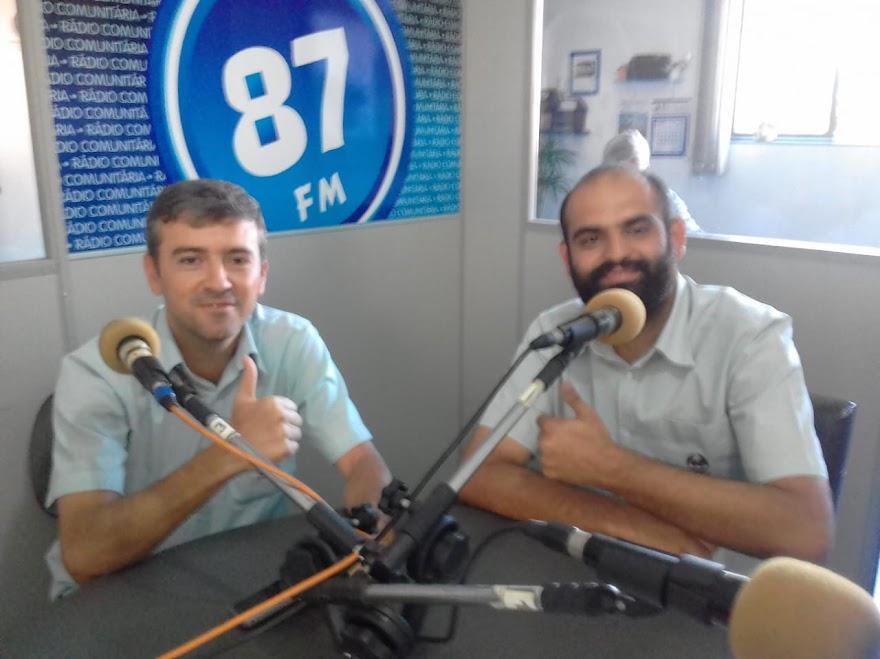Tiago Soares e Lucas Bachião