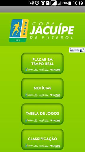 Sicoob Copa Jacuipe 2015