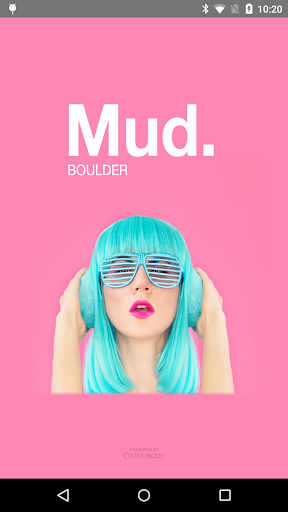 Mud Facial Bar - Boulder
