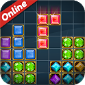 Block Puzzle Diamonds Multiplayer: board game icon