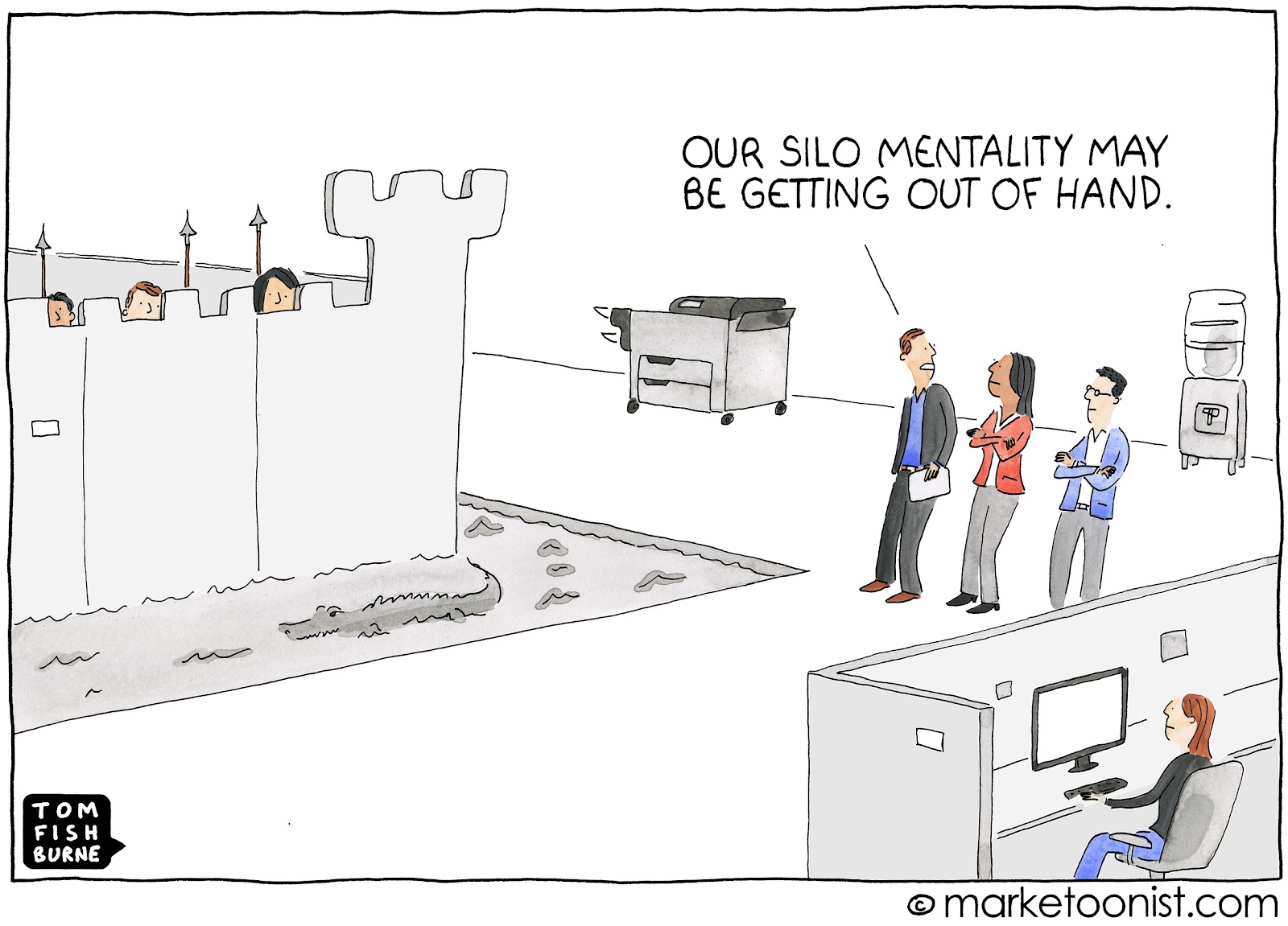 tom fishburne comic