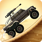 Hill Zombie Racing - Earn To Climb icon
